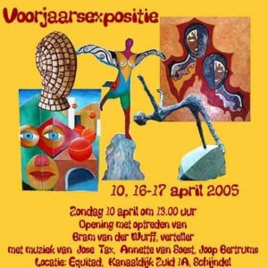 2005 voorjaarsexpositie
